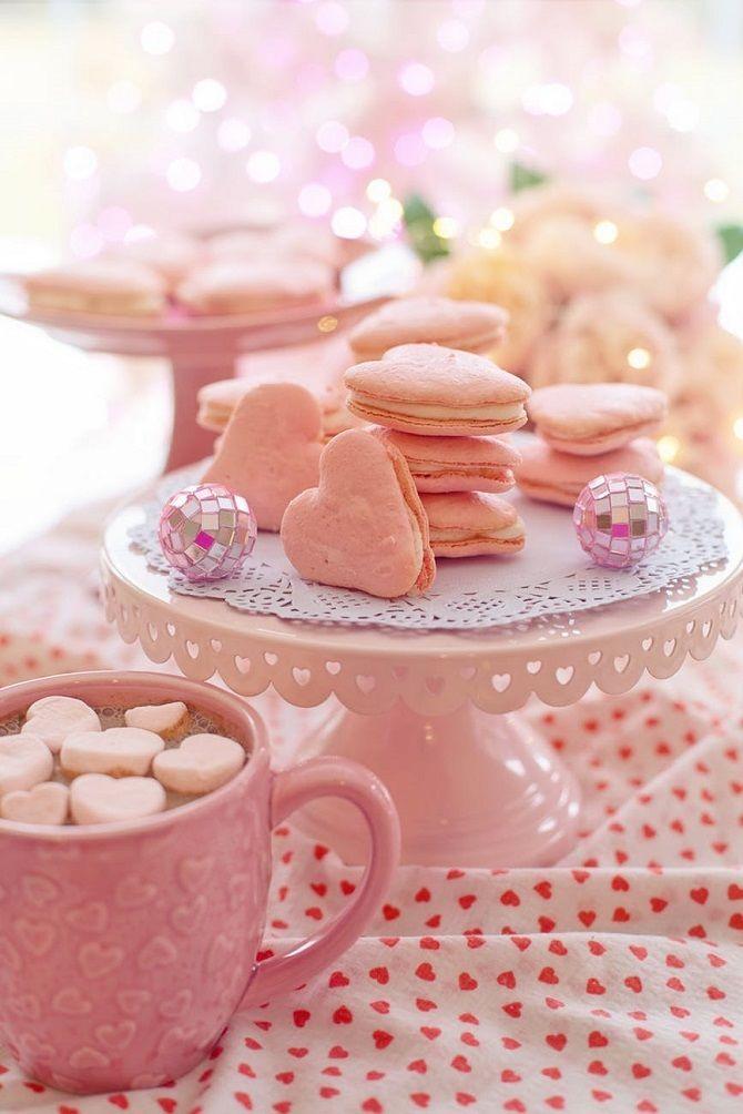 сладости на день валентина