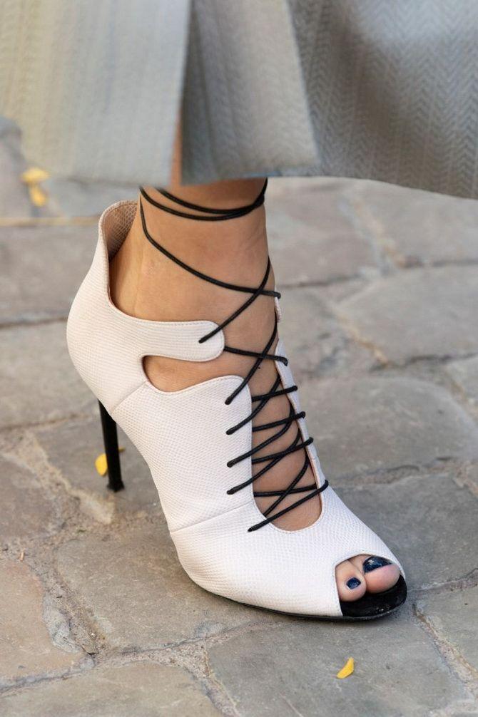 беля обувь