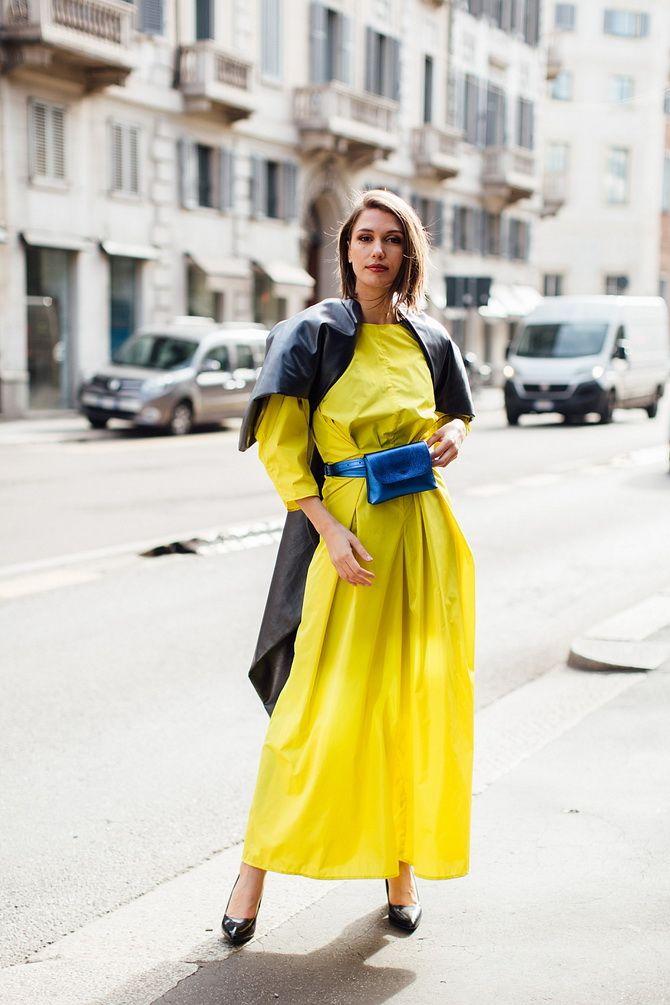 женские платья весна 2020