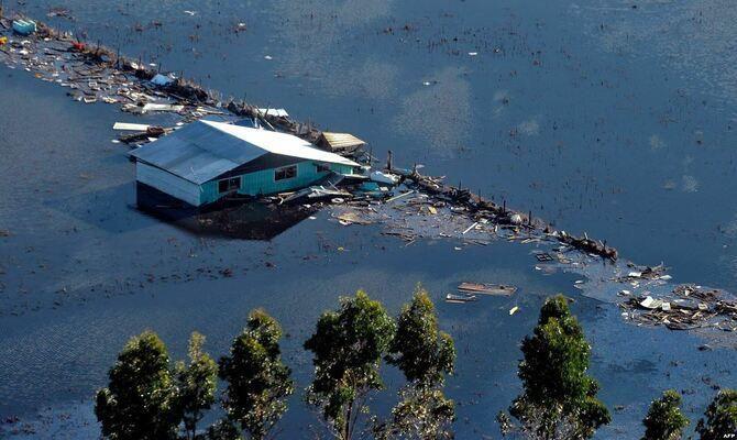 tsunamis Chile
