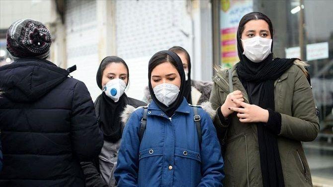 коронавірус в Ірані
