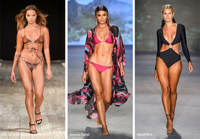 separate women's swimwear 2020