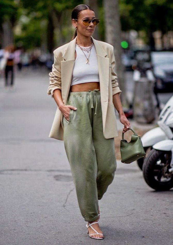 Бежевый пиджак для женщин
