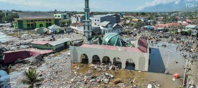 tsunamis Indonesia