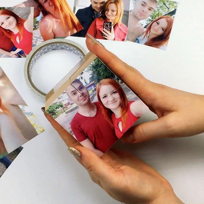 Фотокубик своими руками