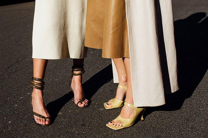 обувь на весну и лето 2020