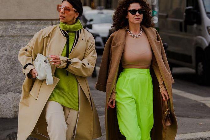 мода весна лето 2020
