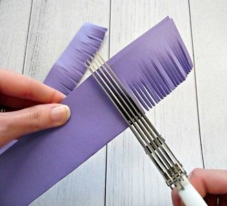 Мистецтво DIY: покрокова схема, як легко і просто зробити квіти з паперу своїми руками 39