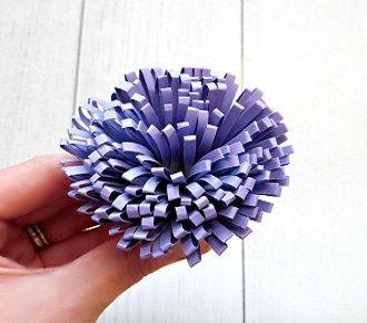 Мистецтво DIY: покрокова схема, як легко і просто зробити квіти з паперу своїми руками 42