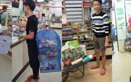 У Таїланді заборонили поліетиленові пакети, і тепер шопінг в цій країні став справжнім випробуванням!