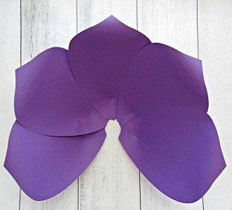 Мистецтво DIY: покрокова схема, як легко і просто зробити квіти з паперу своїми руками 31