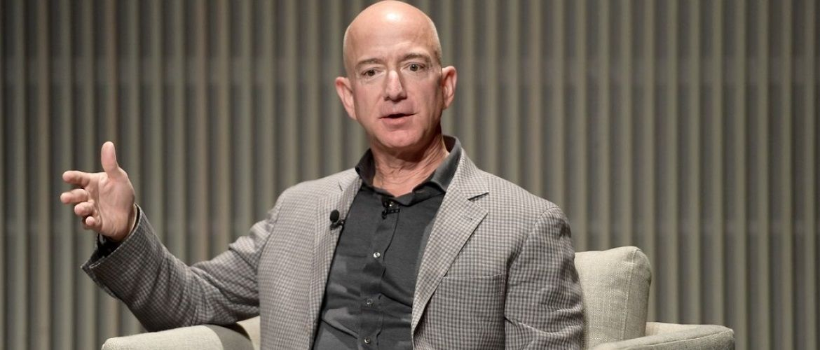 Bezos Runs $ 10 Billion Climate Change Fund