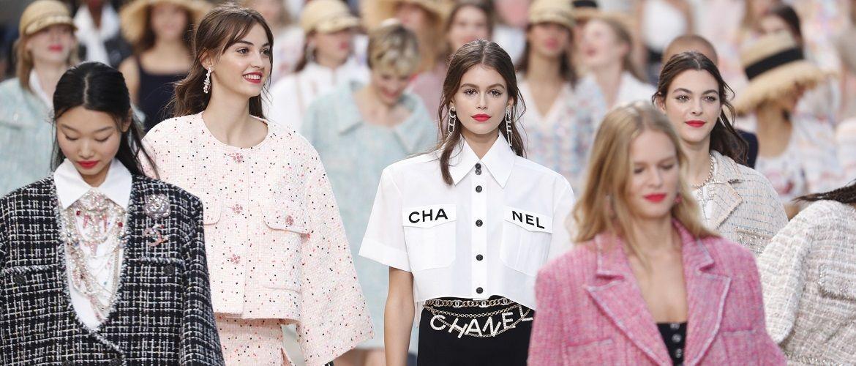 У Парижі стартував Тиждень моди Fall / Winter 2021-2022 Women