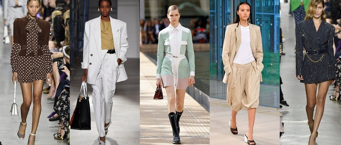10 fashion suit trends of the spring-summer season 2020