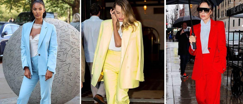 Модный жакет, пиджак или блейзер: самое удачное приобретение 2020 года