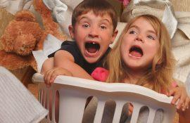 Когда в доме появился ребенок – веселая фотоподборка