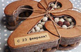 Оригінальні подарунки на 23 лютого: кращі ідеї