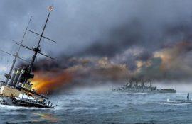 Цусимское морское сражение: позор, который не смоется веками