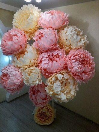 Мистецтво DIY: покрокова схема, як легко і просто зробити квіти з паперу своїми руками 45