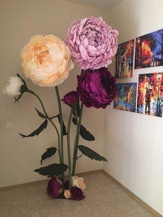 Мистецтво DIY: покрокова схема, як легко і просто зробити квіти з паперу своїми руками 46