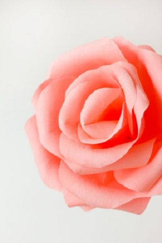 Мистецтво DIY: покрокова схема, як легко і просто зробити квіти з паперу своїми руками 14