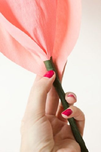 Мистецтво DIY: покрокова схема, як легко і просто зробити квіти з паперу своїми руками 11
