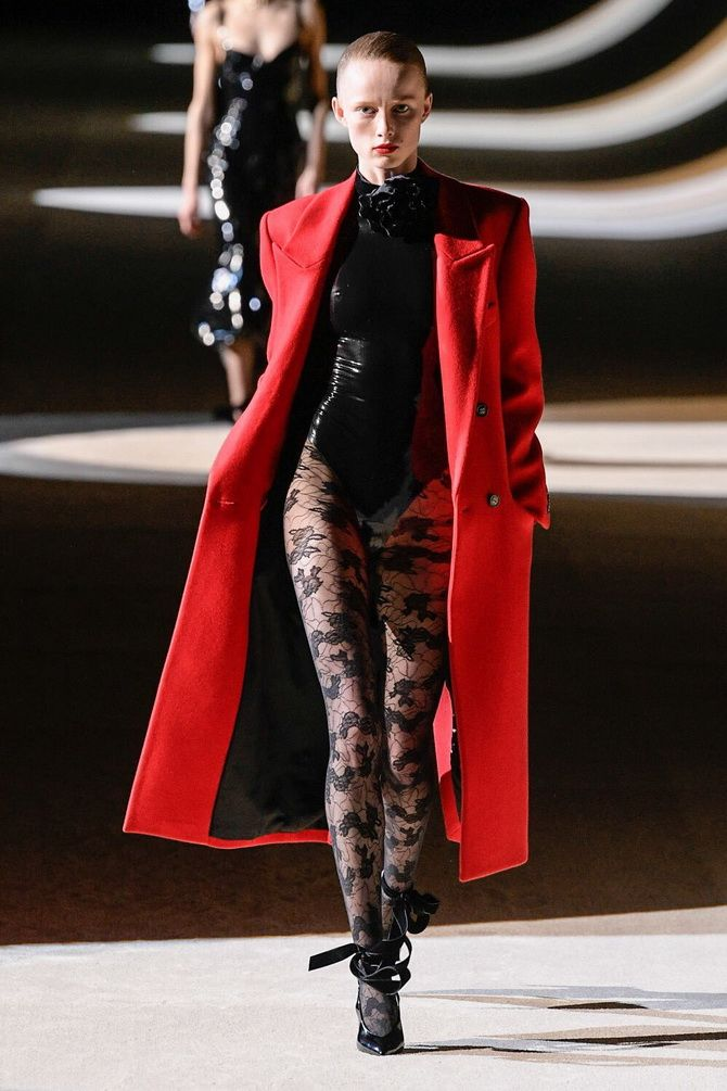 Saint Laurent Fall 2020 RTW