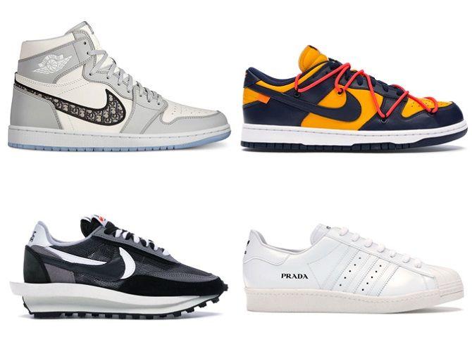 Модные мужские кроссовки 2021 – ТОП 10 главных трендов 1