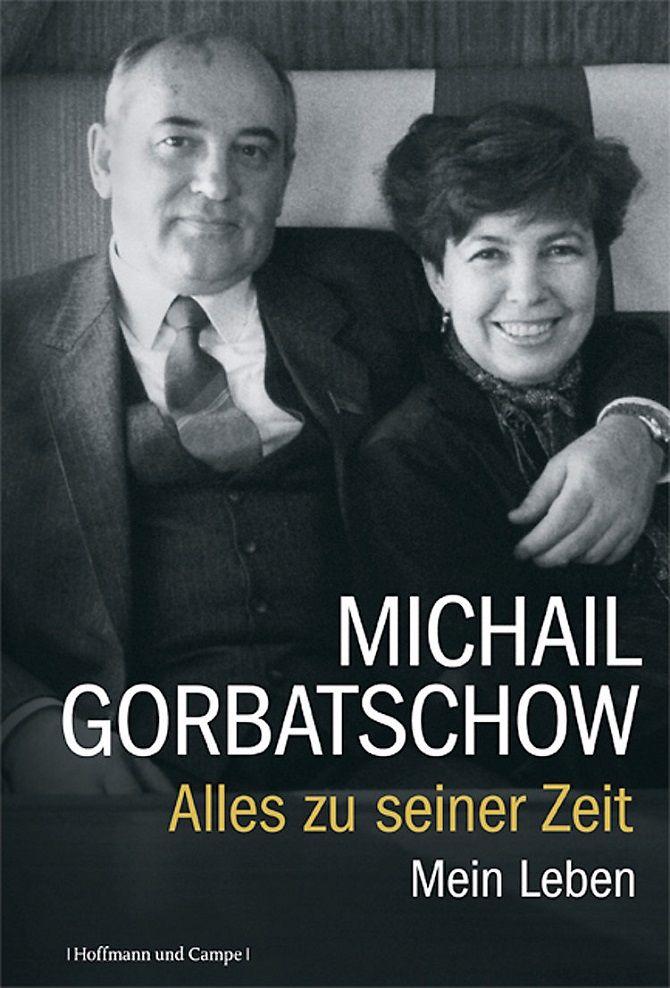 """Michail Gorbatschow """"Allein mit sich selbst"""""""