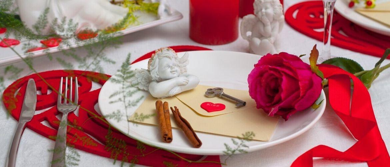 Рецепты романтических блюд на каждый день