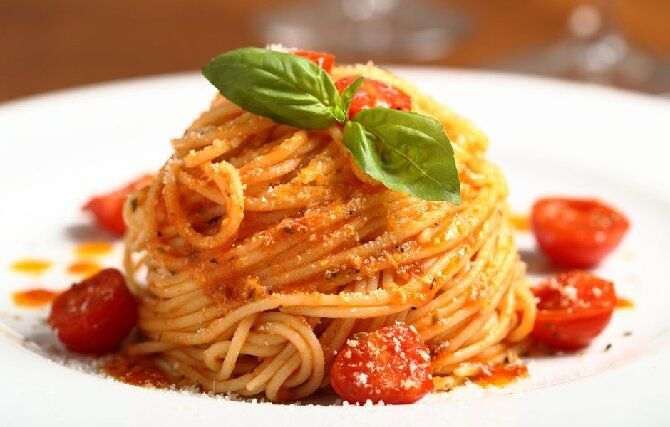спагетті