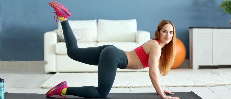 Ефективні вправи для сідниць і стегон у домашніх умовах