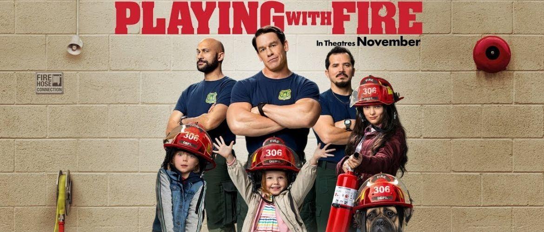 Семейная комедия «Игры с огнем»: как пожарники стали няньками