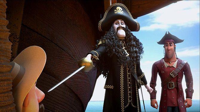 Капітан Шаблезуб і Чарівний діамант