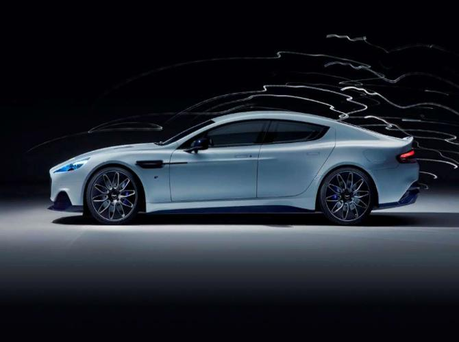 Aston Martin Rapide Е
