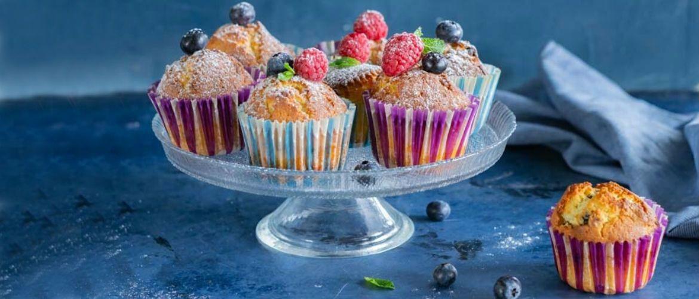 Простые рецепты самых вкусных кексов
