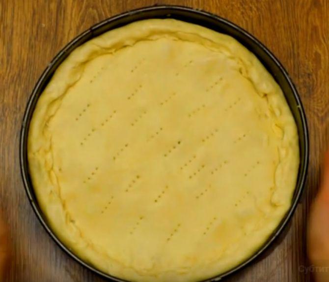 пошаговое приготовление яблочного пирога