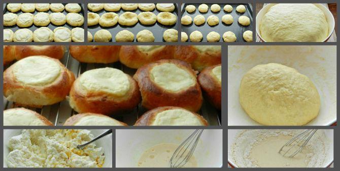 ватрушка тісто