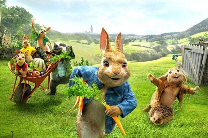 Кролик Петрик 2: Втеча до міста