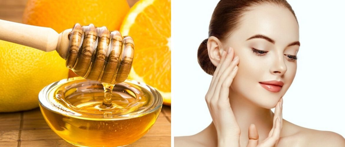 Honey face masks: incredible effect in just 10 days