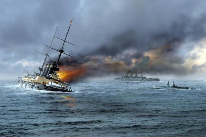 цусимское сражение морское