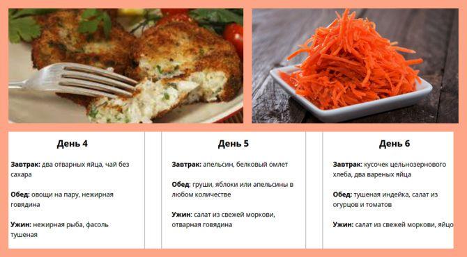 Диета Магги Рецепты Блюд С Фото