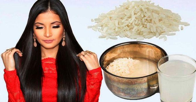 рисовая вода