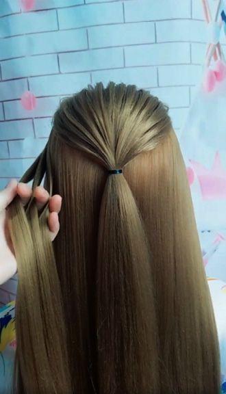 Крутые идеи для укладки волос: 25 лайфхаков, как сделать прическу за 10 минут 7