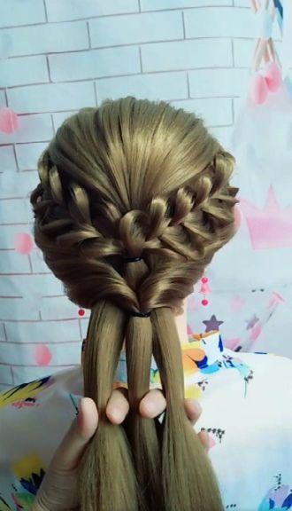 Крутые идеи для укладки волос: 25 лайфхаков, как сделать прическу за 10 минут 9