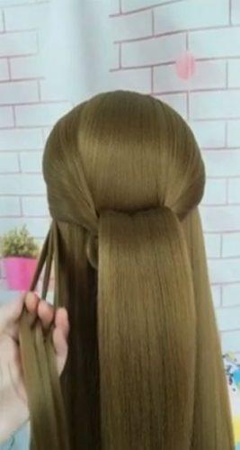 Крутые идеи для укладки волос: 25 лайфхаков, как сделать прическу за 10 минут 4
