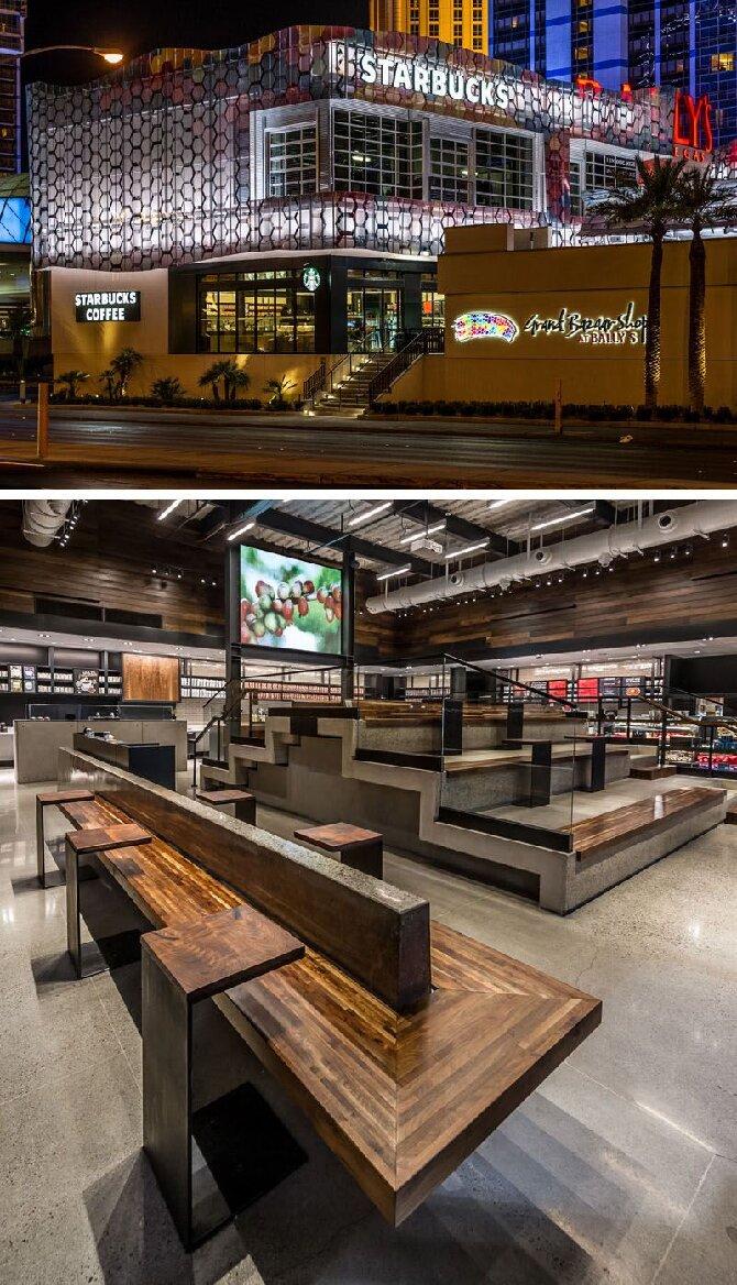 Starbucks в лас-вегасі