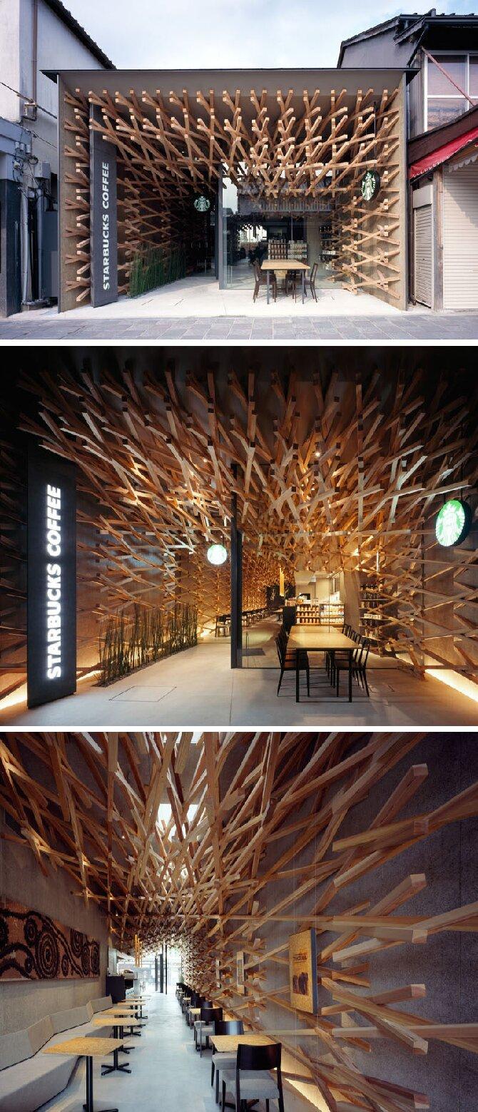 Starbucks  Токіо