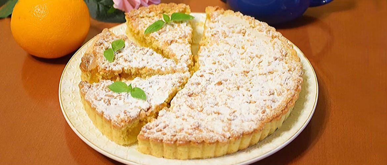 Рецепти смачного пирога з варенням