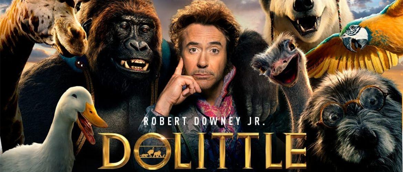 Приключенческий фильм «Удивительное путешествие доктора Дулиттла»: говорящие зверушки Роберта Дауни-младшего